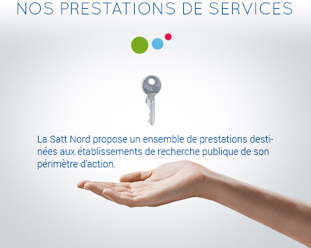 Prestation de services satt