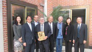 Satt actualité : La SATT NORD accueille une délégation Taiwanaise  !!!