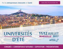 Satt actualité : 5e édition des Universités d'Eté de l'AFSSI Sciences de la vie organisée les 11/12 juillet à Marseille