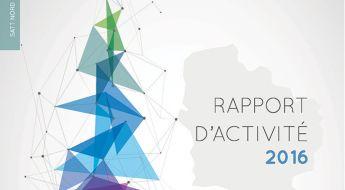 Satt actualité : Découvrez l'édition 2016 du rapport d'activité de la SATT Nord
