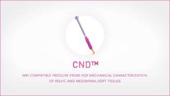 Satt actualité : CND : capteur de pression intra-vaginal IRM compatible