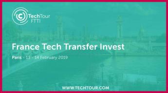 Satt actualité : French Tech Transfer Invest (FTTI) est de retour avec le soutien du réseau SATT les 13 et 14 février