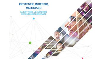 Satt actualité : Le guide de la valorisation édité par la SATT Nord est disponible