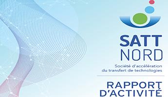 Satt actualité : Découvrez le rapport d'activité de la SATT Nord 2018