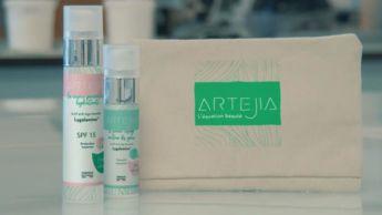 Satt actualité : La société Pharm'aging soutenue par la SATT Nord lance sa marque de cosmetique Artejia