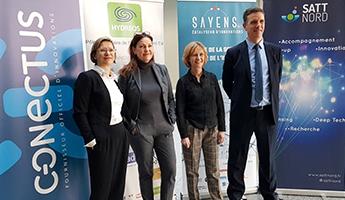 Satt actualité : Le Pôle de l'eau du Grand Est HYDREOS et les SATT SAYENS, CONECTUS et SATT NORD s'allient pour dynamiser l'innovation des entreprises  de la filière de l'Eau