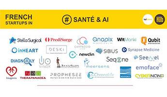 Satt actualité : Seenel Imaging soutenu par la SATT Nord parmi les 24 startups du Réseau SATT dans le panorama Bpifrance des startups Santé française utilisant l'IA