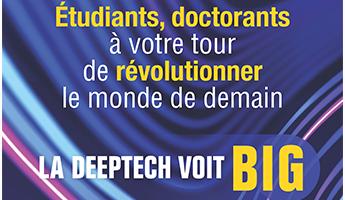 Satt actualité : A tous les étudiants et doctorants : à vous de révolutionner le monde de demain !